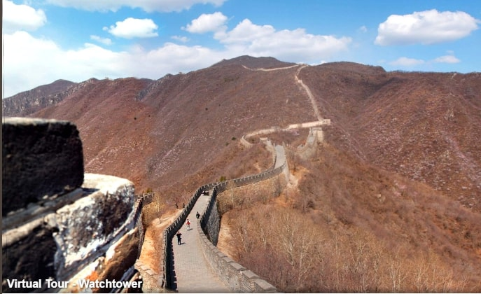 Great-wall-of-China-Virtual-Tour-Watchtower