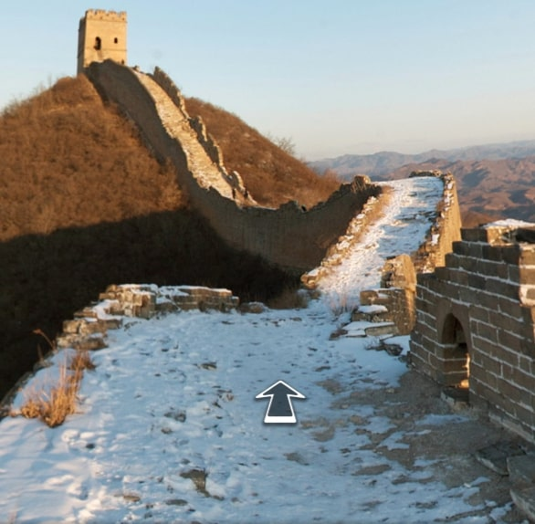 Great-wall-of-China-Virtual-Tour-Winter