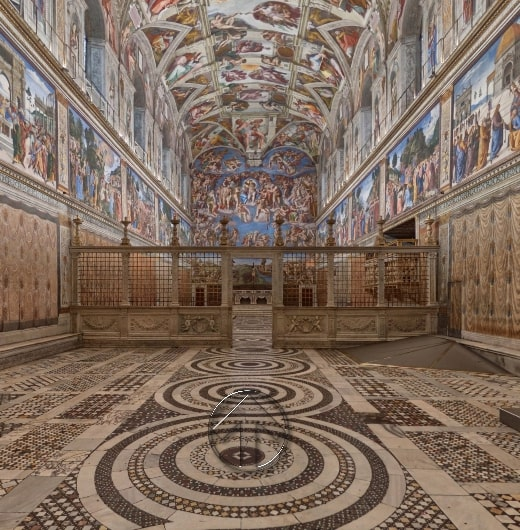 Vatican-Virtual-Tour-Sistine-Chapel