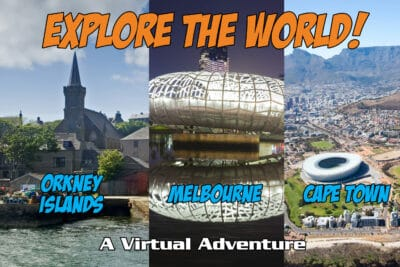 Three Guided Virtual Tours Around the World